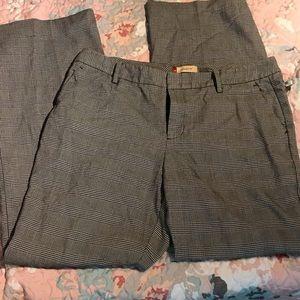 Gap Houndstooth Pants